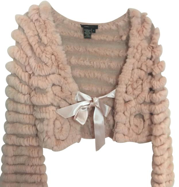 Item - Pink Poncho/Cape Size 8 (M)