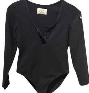 Armani Jeans Top Navy Blue