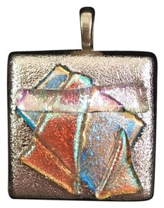 Other Dichroic Fused Glass Pendant