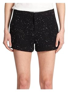 Rag & Bone Nwt & Twill Dress Shorts Black