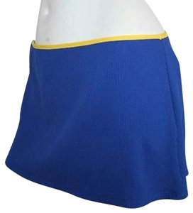 Ralph Lauren Ralph Lauren Blue Label Blue Bathing Skirt Sz S