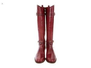 Tory Burch Dust Bag Crimson reddish brown Boots
