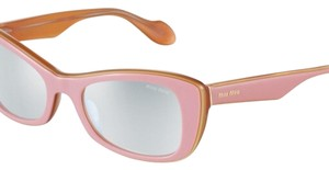 Miu Miu Rectangular Cat Eye