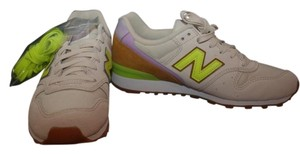 New Balance Champagne Violet Lime Athletic