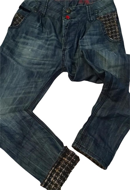 Preload https://img-static.tradesy.com/item/20232213/desigual-blue-dark-rinse-jogger-relaxed-fit-jeans-size-26-2-xs-0-17-650-650.jpg