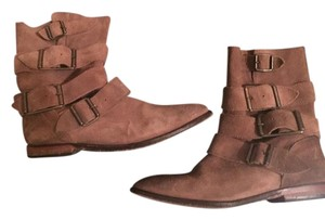 Free People Brown/Taupe Boots