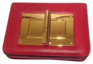 Tom Ford Red Clutch
