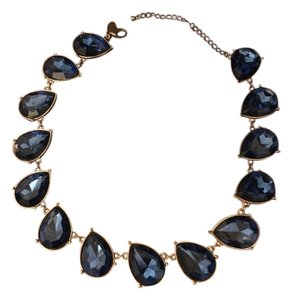 Ann Taylor Ann Taylor Teardrop Crystal Necklace
