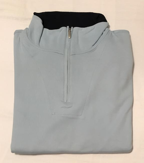 Alex Cannon Alex Cannon Mens Light Blue Pullover Image 1