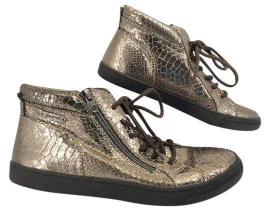 Blowfish New Ankle Comfortable PEWTER Boots Image 1
