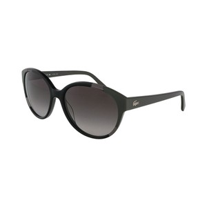 Lacoste Lacoste Black/Grey Round sunglasses