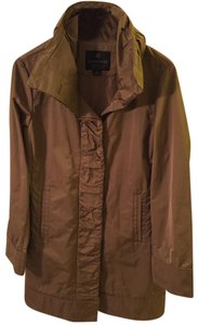 Rainforest Travel Packable Travel Tan Rain Jacket Packable Raincoat