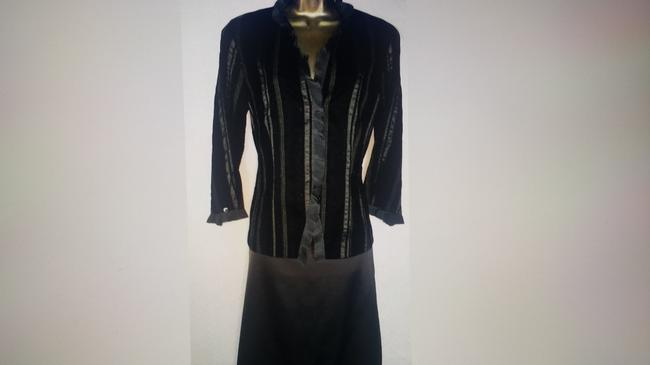 Doncaster New Doncaster special occasion Blouse and Skirt virgin wool