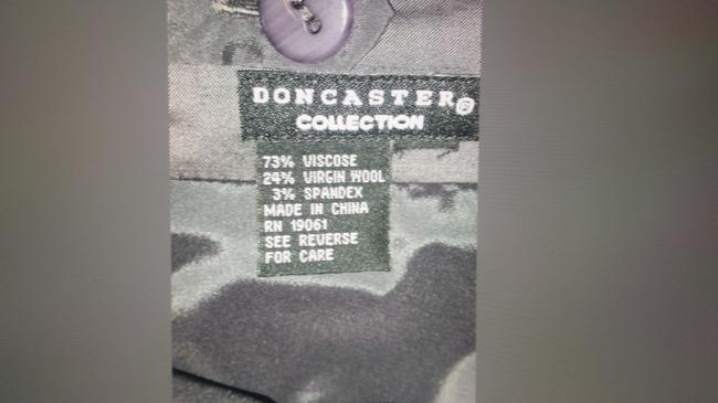 Doncaster New Doncaster special occasion Blouse and Skirt virgin wool Image 7