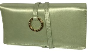 BVLGARI Green Clutch