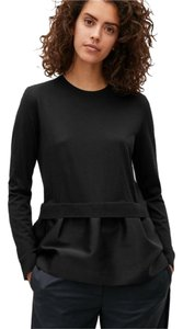 COS Merino Peplum Sweater