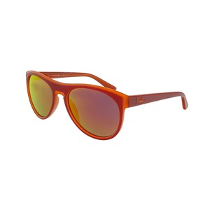 Lacoste Lacoste Red-Orange Wayfarer sunglasses