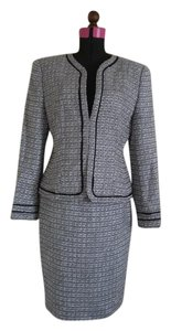 Escada Escada tweed jacket skirt suit set