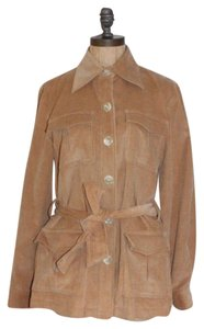 Banana Republic Coat Belted BEIGE Jacket