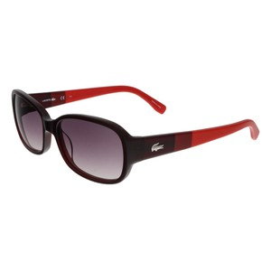 Lacoste Lacoste Red Rectangle sunglasses