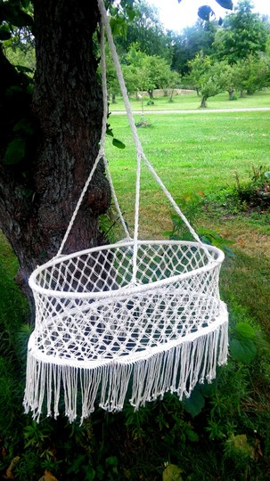 Preload https://img-static.tradesy.com/item/20233081/white-crocheted-hammock-attire-storage-baby-clothing-bin-and-more-new-0-2-540-540.jpg