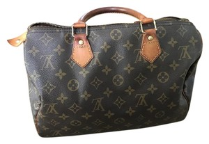 Louis Vuitton Tote in brown/ monogram