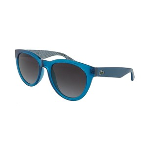 Lacoste Lacoste Turquoise Oval sunglasses