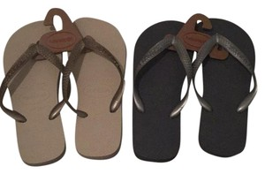 Havaianas Gold & silver Sandals