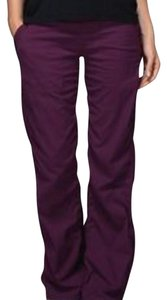 Lululemon Relaxed Pants Purple