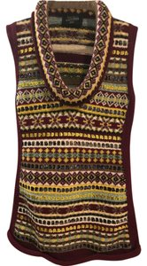 Jean-Paul Gaultier Gualtier Wool Vest Sweater