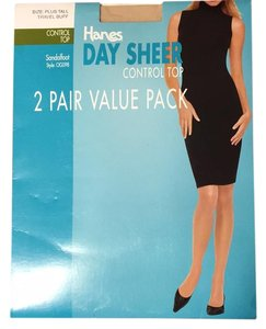 Hanes Day Sheer Control Top