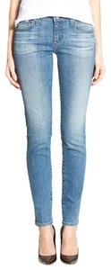 AG Adriano Goldschmied Stilt Skinny Jeans-Light Wash