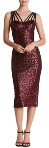 Macy's Sequin Holiday Party Dress