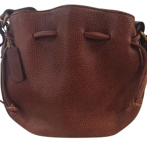 Coach Vintage Leather Spotless Shoulder Bag