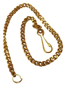 Louis Vuitton gold tone chain