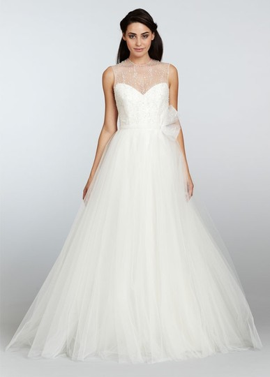 Preload https://img-static.tradesy.com/item/20234086/tara-keely-ivory-mikado-organza-tulle-tk2302-formal-wedding-dress-size-10-m-0-0-540-540.jpg