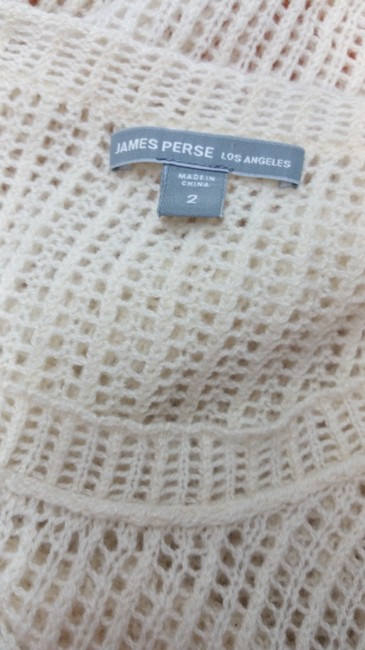 James Perse Cashmere Knit Top Image 3