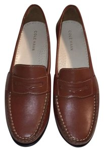 Cole Haan Saddle Flats