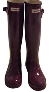 Hunter Berry Boots