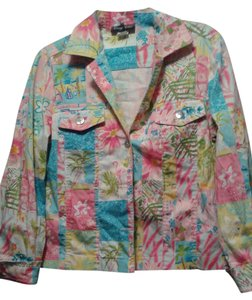 easy chic Easy Chic Floral Jacket
