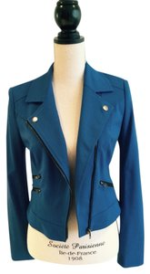 bebe Cobalt Blue Jacket