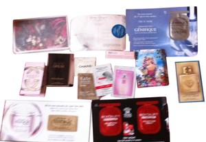 Gucci 14-Peice Perfume Lot-Gucci,YSL,Chanel,Givenchy,Escada,Atelier,,Etc..