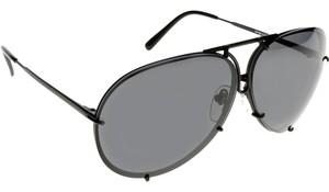 PORSCHE DESIGN Porsche Design Fashion Sunglasses 69mm