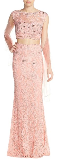 Preload https://img-static.tradesy.com/item/20234744/jovani-blush-reduced-embellished-lace-two-piece-gown-and-shawl-long-formal-dress-size-8-m-0-1-650-650.jpg