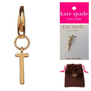 Kate Spade KATE SPADE Letter 'T' Charm