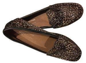Donald J. Pliner Animal print Flats
