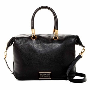 Marc by Marc Jacobs Crossbody Satchel in Black