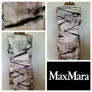 Max Mara Sheath Office To Party Dress