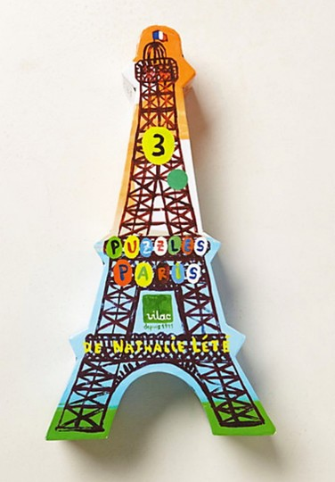 Anthropologie Multi-color Two Paris Puzzle Sets Other Image 1