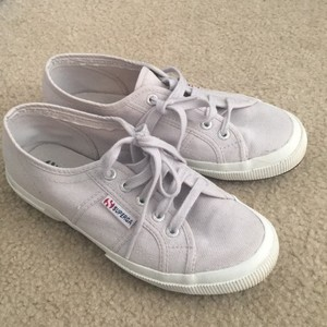 Superga Light Grey Athletic